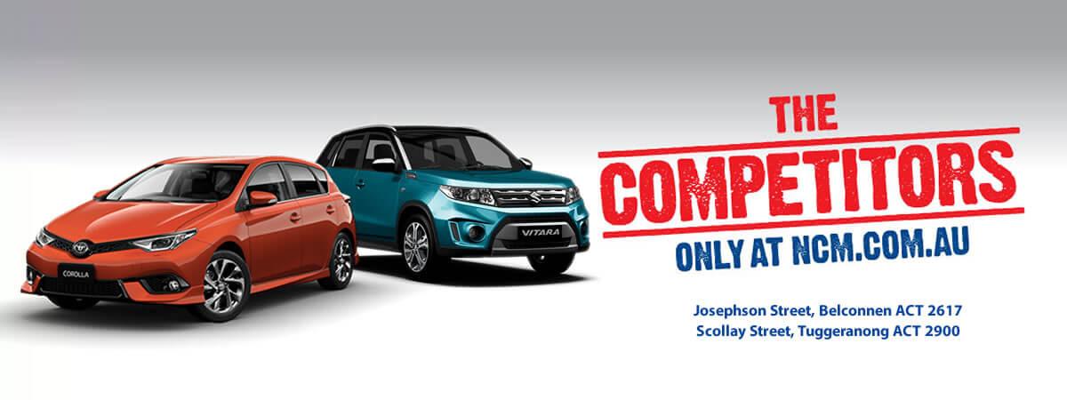 National Capital Motors Suzuki Tuggeranong